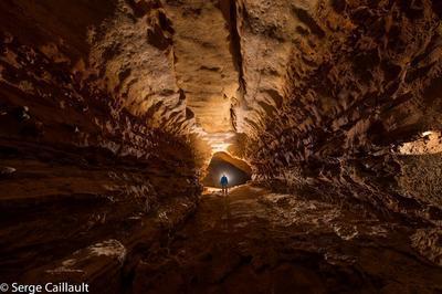 La Grotte De Neuvon - Une Grotte Exceptionnelle Aux Portes De Dijon