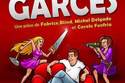 La Guerre Des Garces à Nice