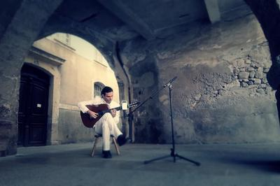 La Guitare Espagnole Romantique à Arandon