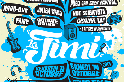 La JIMI Festivaldemarne 2017