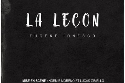 La Lecon à Nice