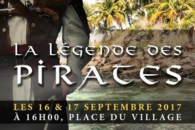 La Légende des Pirates à Villers saint Frambourg