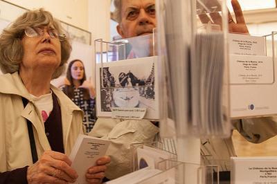 La Librairie De L'ocde Vous Accueille Pendant Les Journées Européennes Du Patrimoine à Paris 16ème