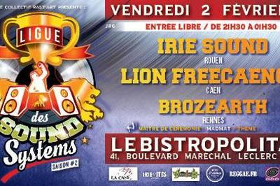 La Ligue des Sounds j#6 à Caen