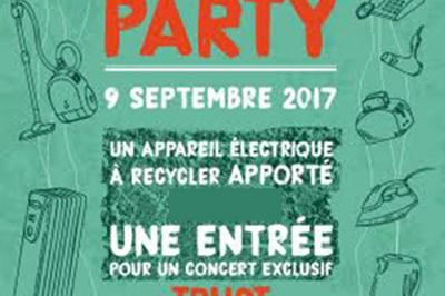 La Limoges Recycling Party