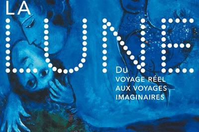 La Lune - Du voyage réel aux voyages imaginaires à Paris 8ème