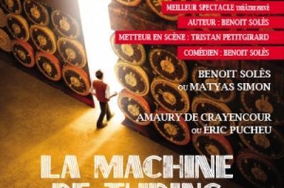 La Machine De Turing à Saint Cyr l'Ecole