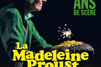 La Madeleine Proust à Arc les Gray