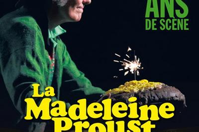La Madeleine Proust à Dijon