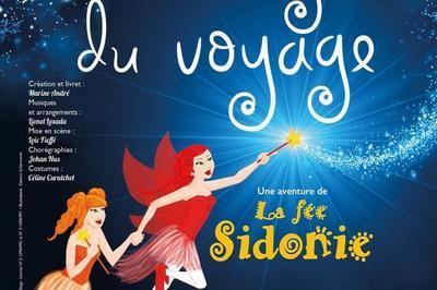 La magie du voyage, une aventure de la fée Sidonie à Boulogne Billancourt