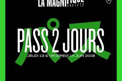 La Magnifique Society Pass Jeu-Ven à Reims