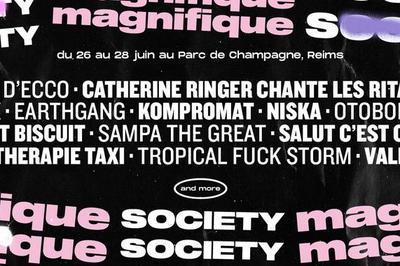 La Magnifique Society Pass Ven-Sam à Reims