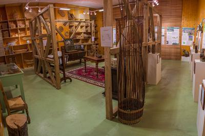 La Maison De La Foret Et Du Bocage à Saint Martin en Bresse