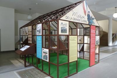 La Maison De La Grande Guerre à Boulogne Billancourt