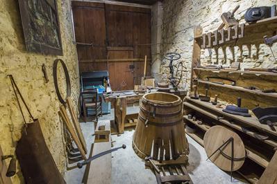 La Maison De La Mémoire Cuisellienne à Cuiseaux