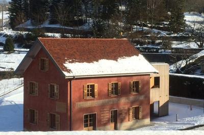 La Maison Du Modèle Coopéraif De Salins-les-bains à Salins les Bains