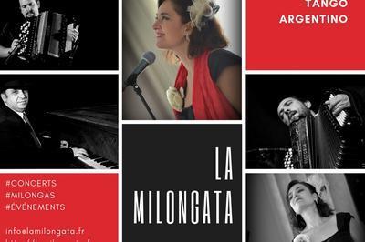 La Milongata – Tango Argentin concert à Nice