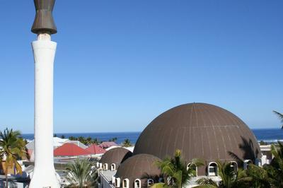 La Mosquée Attayab-ul-massadjid à Saint Pierre