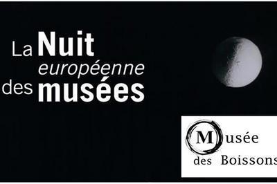 La Nuit Au Musée à Sainte Gemmes sur Loire