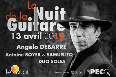La Nuit De La Guitare à Le Pecq