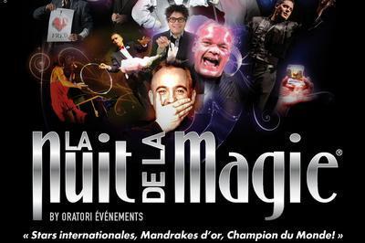 La Nuit de la Magie à Berck