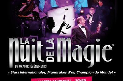 La Nuit de la Magie à Saint Galmier