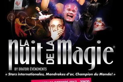 La Nuit de la Magie à Saint Amand les Eaux