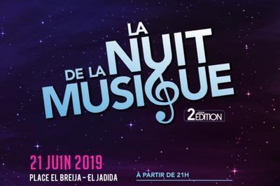 La Nuit De La Musique - El Jadida à Perigueux