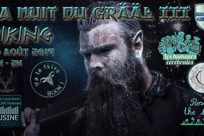 La Nuit du GRAAL III - Vikings 2019