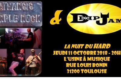 La Nuit du Hard (rock… What did you expect?) à Toulouse