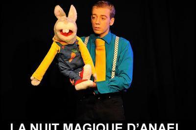 La Nuit Magique D'Anael à Lille