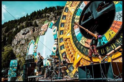 La P'tite Fumée + Djamanawak (Tribal Trance World à Bagnols sur Ceze
