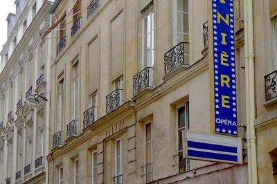 Chut... Mes Lunettes Ont Un Secret à Paris 2ème