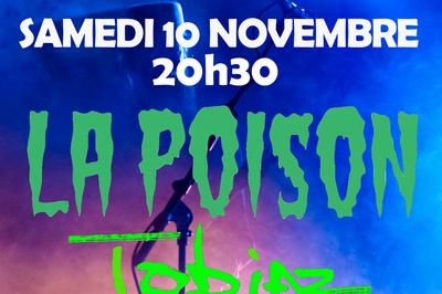 La Poison En Concert Fraisans 39