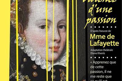 La Princesse De Montpensier à Paris 19ème