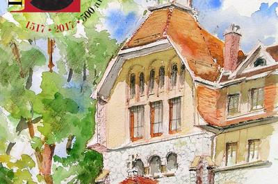 La Réforme, Un Coup De Jeune . . . Vieux De 500 Ans ! à Aix les Bains