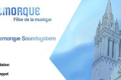 La Remorque fête la musique à Angers