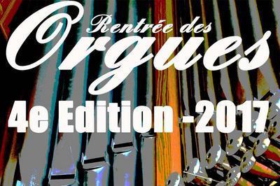 La rentrée des orgues 2017 - Improvisation's Battle (orgue vs orgue) à Marcq en Baroeul