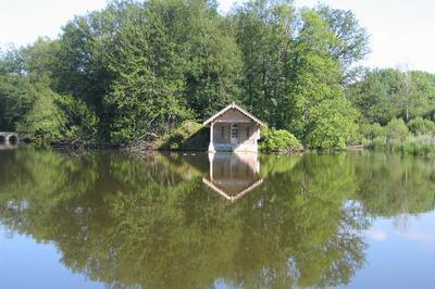La Réserve Naturelle Des Étangs De Bonnelles, Entre Patrimoine Historique Et Naturel