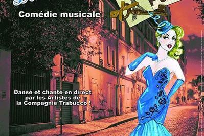 La Romance De Paris à Saujon