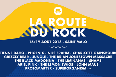 La Route du Rock - Collection Été 2018