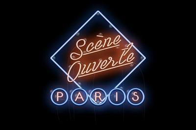 La Scène Ouverte à Paris 17ème