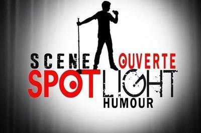La Scène Ouverte Du Spotlight à Lille