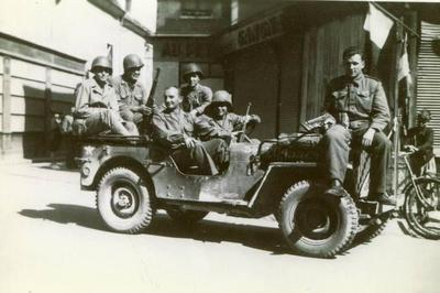 La Seconde Guerre Mondiale Au Fil Des Rues à Romorantin Lanthenay