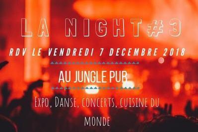 La Singa Night #3 | Concerts - Danse - Dj Set - Cuisine Du Monde à Montpellier