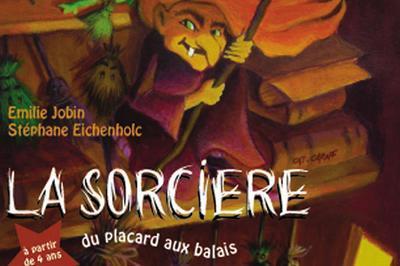 La Sorciere Du Placard Aux Balais à Nice