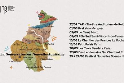 La Souterraine en Nouvelle-Aquitaine à Poitiers