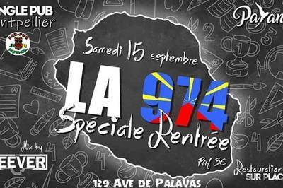 La 974 | Spéciale Rentrée | Dj Feever à Montpellier
