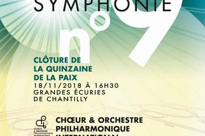 La Symphonie Numero 9 De Beethoven à Chantilly