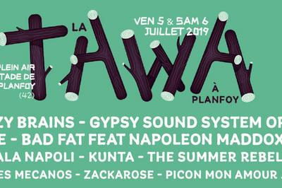 La Tawa à Planfoy 2019